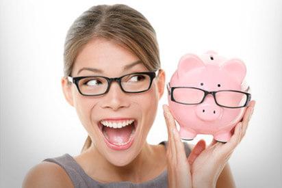 Finanzierung der Brille für den Arbeitsplatz