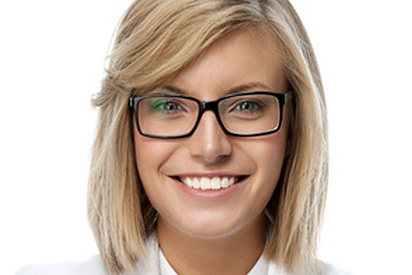 Frisuren halblanges haar mit brille