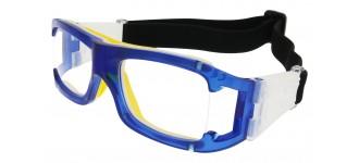 Sportbrille L009-C3 in Blau