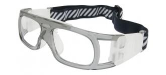 Sportbrille SP0856 in Grau
