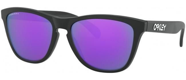 Oakley Frogskins Matte Black 9013H6