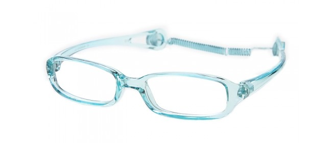 Peppige Kinderbrille in blau