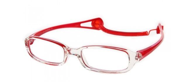 Kinderbrille mit praktischer Befestigung - perfekter Sitz