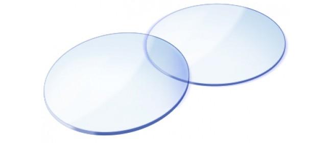 Einstärkenglas 1,67 (phototrop)