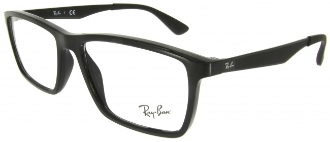 47091a4a3a0 Ray Ban RX 7056 2000 in schwarz