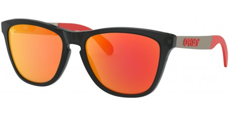 Oakley Frogskins Mix Matte Black Ink 942809