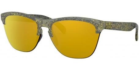 Oakley Frogskins Lite Splatter Crystal Black 937430