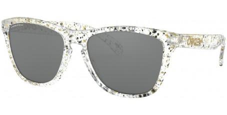 Oakley Frogskins Splatter Clear 9013G6