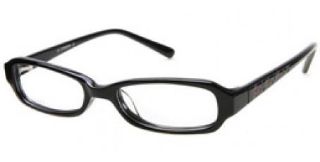 Schwarze Brille für Jungen & Mädchen