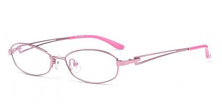 Metallbrille im eleganten Look - Schmale Brillenfront