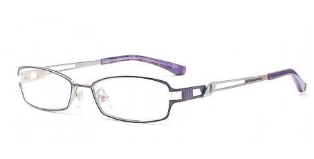 Damen Trendbrille - Mit offen stehenden Glasrändern