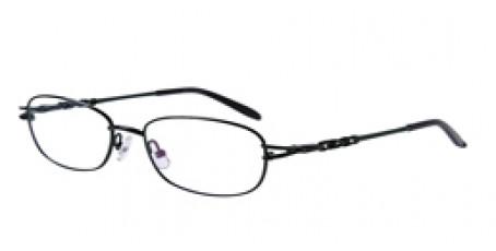 Grüne Gleitsichbrille aus Metall - Vollrand