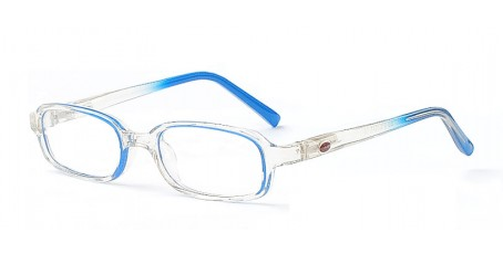 Angesagte Kinderbrille in Blau