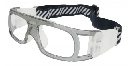 Sportbrille SP0856 in Grau
