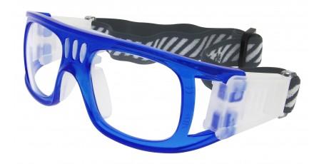 Sportbrille SP0864 in Blau