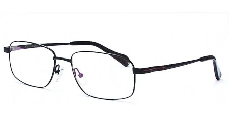 Schlichte Herren-Gleitsichtbrille mit Vollrand