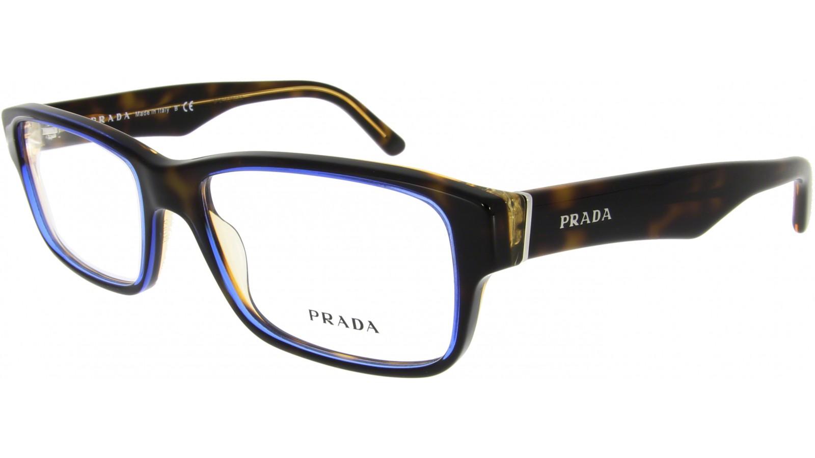 007797fa3ecb Prada Unisex Brille PR 15MV ZXH 53
