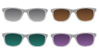 Sonnenbrillen Tönungsarten