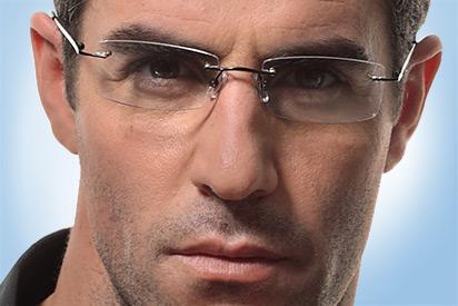 Business Herrenbrillengestelle