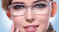 Brillen in Transparent