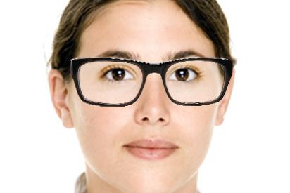Ovale Gesichtsform Empfehlungen Für Passende Brillen